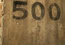 500 Credit Score: Yikes!